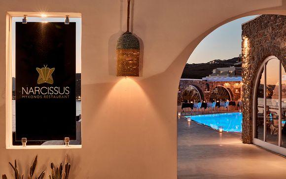 Kouros Hotel & Suites 5*