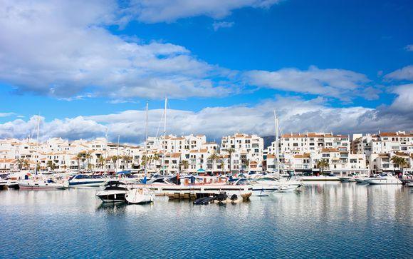 Marbella, en Costa del Sol, te espera