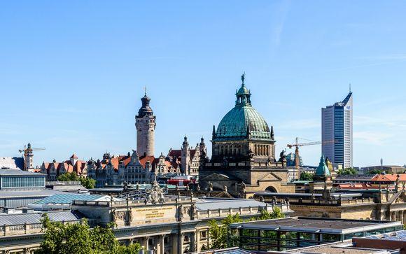Willkommen in... Leipzig!