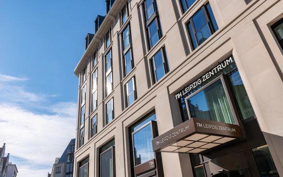Hotel NH Leipzig Zentrum 4*