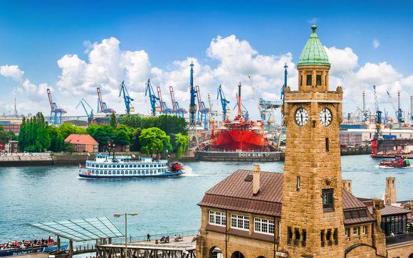 Hamburgo, en Alemania, te espera