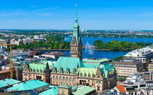 Welkom in ... Hamburg!