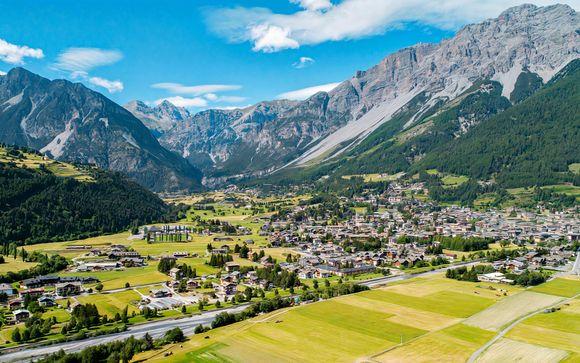 Relax a 4* nel cuore della Valtellina