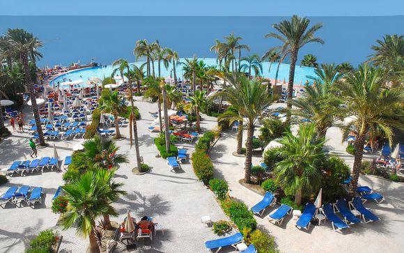 Playacalida Spa Hotel 4*