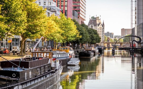 Rendez-vous... à Rotterdam