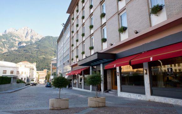 Hotel Duca D'Aosta 4*