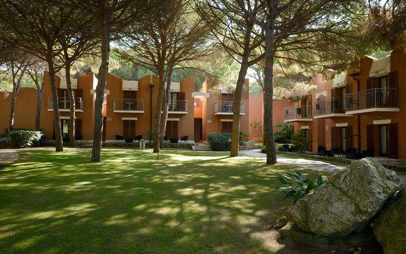 Hotel Corte Rosada Resort & Spa 4*, en Cerdeña