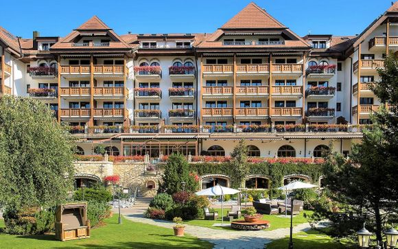 Park Gstaad 5*