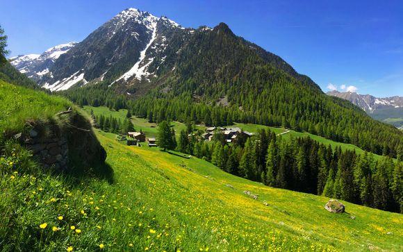 Alla scoperta della Val Senales