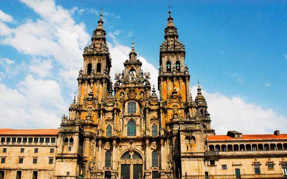 Alla scoperta di Santiago De Compostela