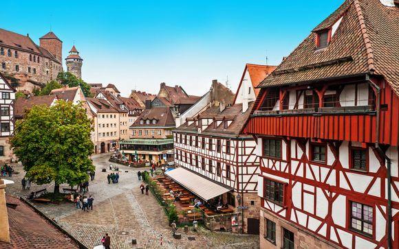 Willkommen in.. Nürnberg!