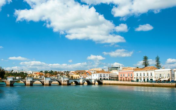 Tariva, en la Costa del Algarve, te espera
