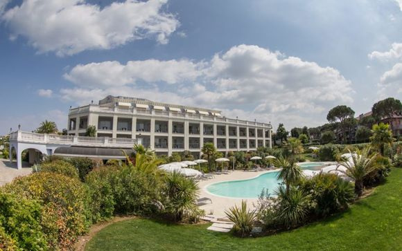 Palace Hotel Desenzano 4*