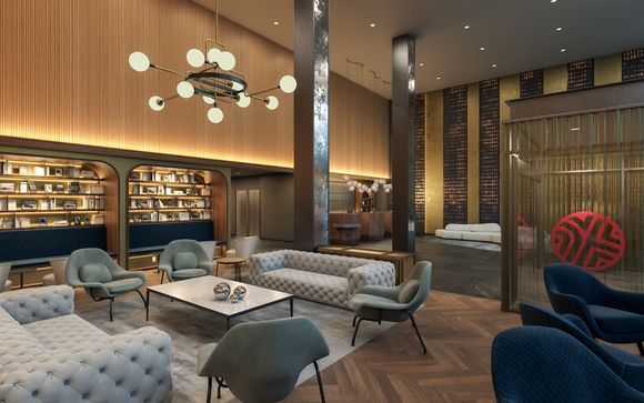 Hotel NH Collection New York Madison Avenue 4*