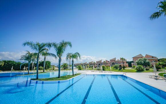 Oasi di relax nella natura con piscina sullo Ionio cosentino