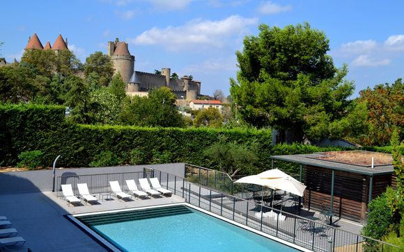 Mercure Carcassonne 4*