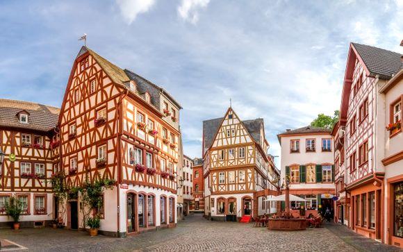 Willkommen in... Mainz!