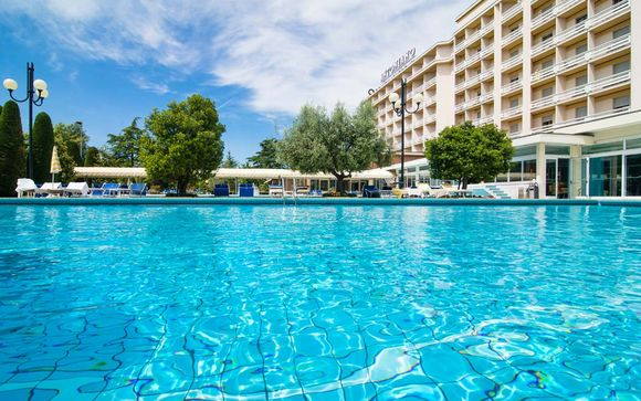 Hotel Terme Antoniano 4*