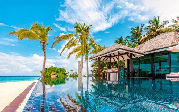 Vacanza paradisiaca in All Inclusive con camere da sogno