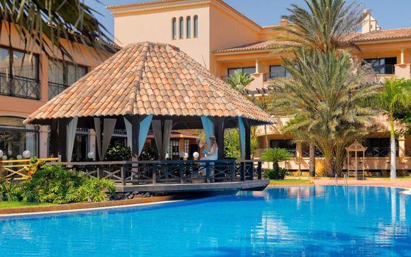 Gran Hotel Bahía Real 5*