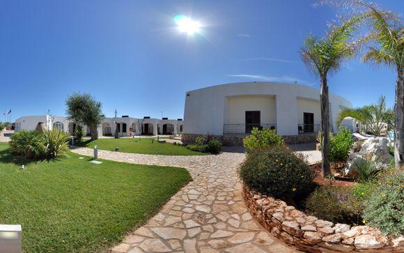 La Casarana Wellness Eco Resort 4*