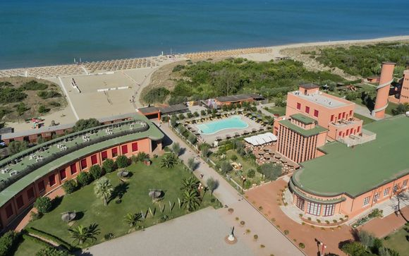 Uappala Tuscany Resort 4*