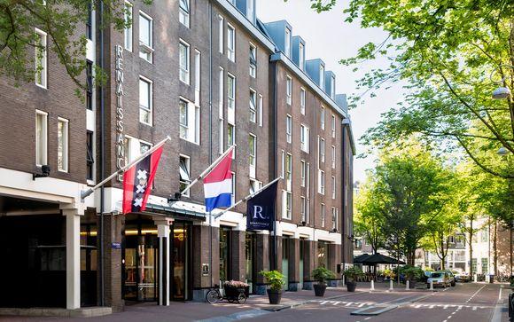 Hotel Renaissance Amsterdam 5*