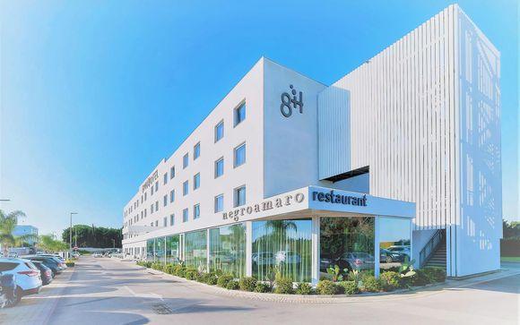 8più Hotel 4*