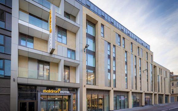Maldron Hotel Newcastle 4*