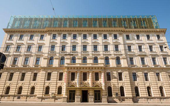 Austria Trend Savoyen Hotel 4*S - Adults Only