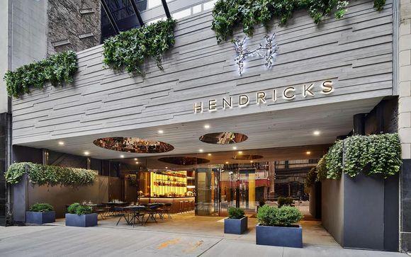 L'Hotel Hendricks 4*