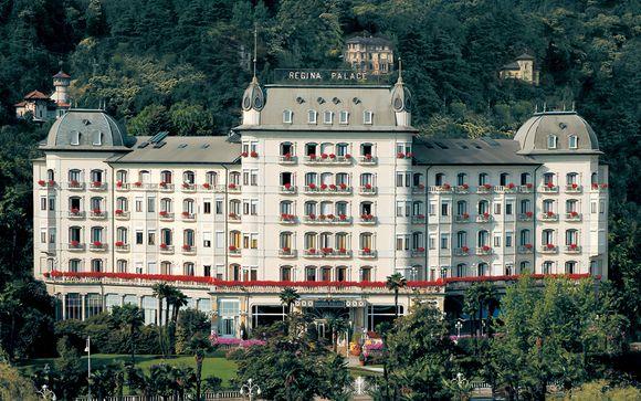 Regina Palace Hotel 4*