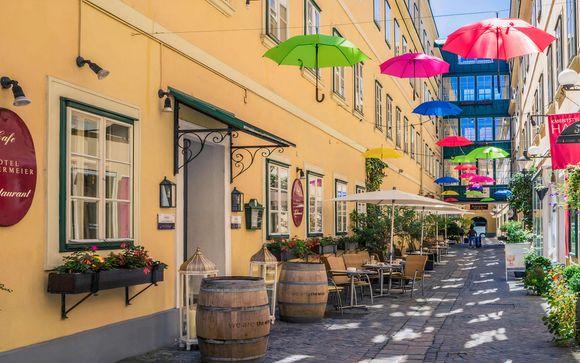 Mercure Grand Hotel Wien Biedermeier 4*