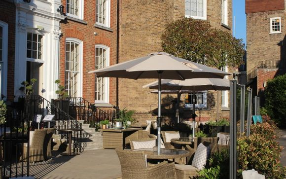 Richmond Hill Hotel 4*