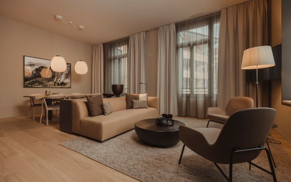 Andermatt Alpine Apartments 4*