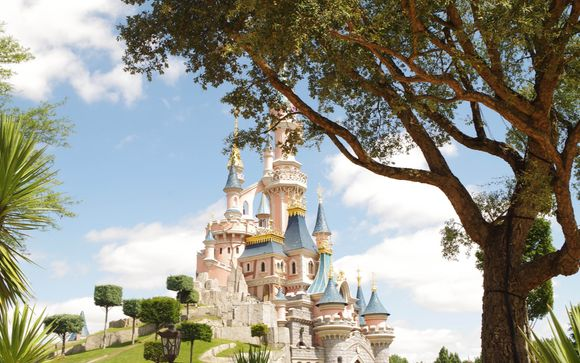 Tu entrada a Disneyland Paris® (según la oferta elegida)