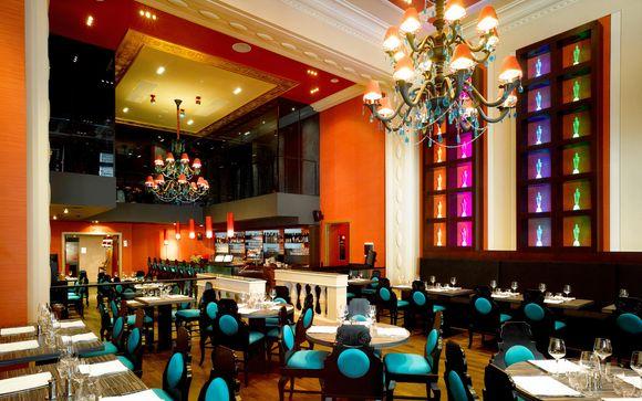 Buddha Bar Hotel Prague 5*