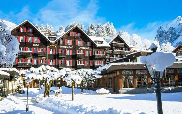 Romantico soggiorno nel cuore delle Alpi in totale relax