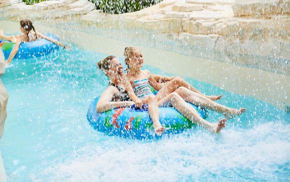 Craquez pour Bellewaerde Aquapark