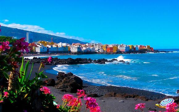 Puerto de la Cruz, en Tenerife, te espera