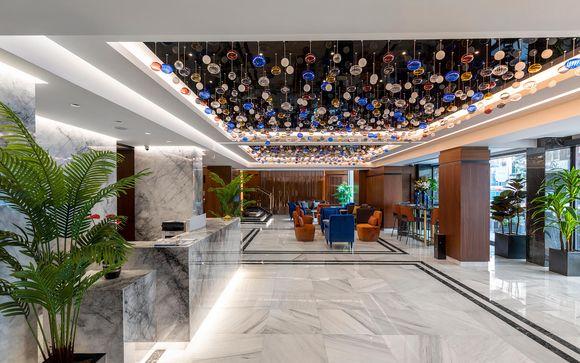 Vital Hotel Fulya 4*