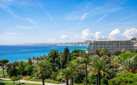 Hôtel le Méridien Nice 4*