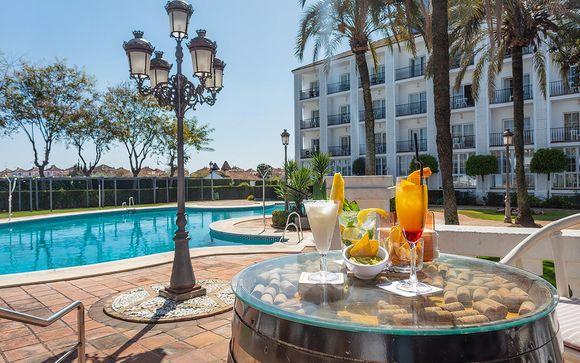 Hotel Abades Benacazón 4*