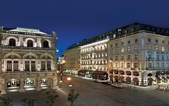 Hotel Sacher Vienna - Grand Luxury 5*
