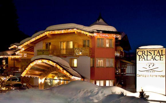 Hotel Cristal Palace 4*S