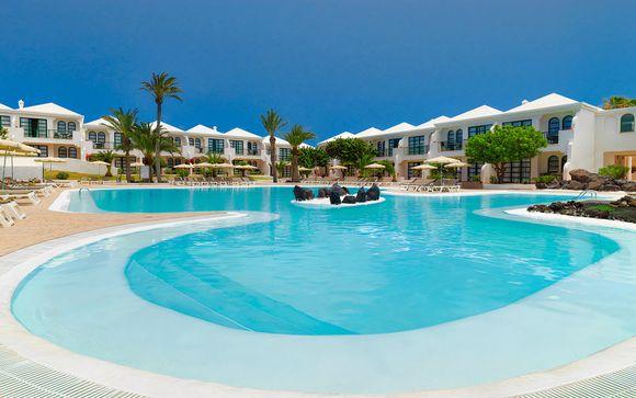 Fuerteventura, 4* in Junior Suite con mezza pensione