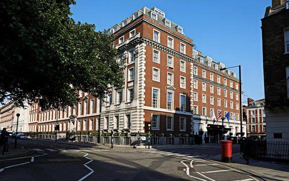 London Marriott Hotel Grosvenor Square 5*