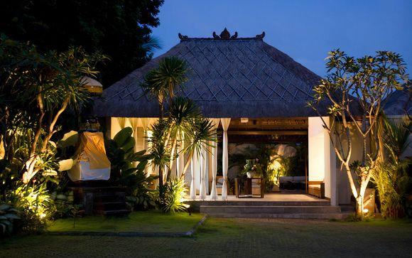 Poussez les portes du Mahagiri Villas Sanur 5*