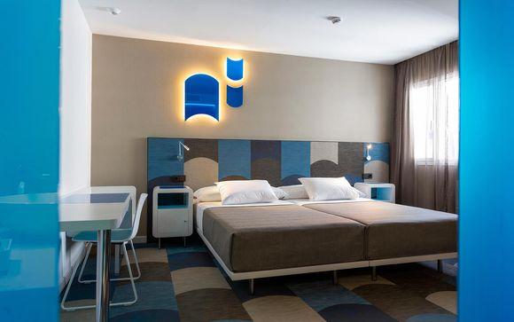 Hotel previsti durante il tour o similari