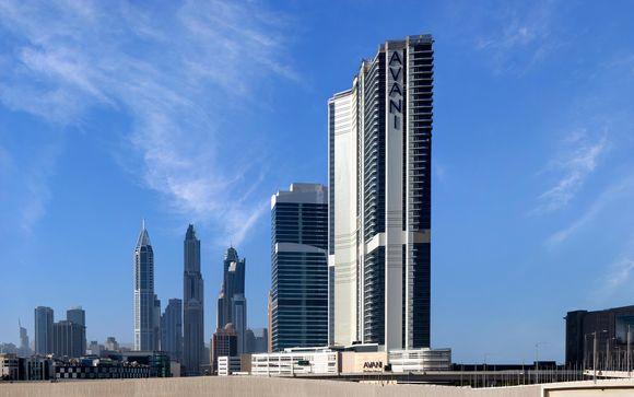 Avani Palm View Dubai Hotel & Suites